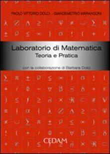 Radiospeed.it Laboratorio di matematica. Teoria e pratica Image