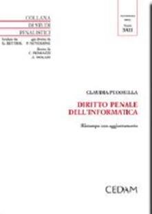 Ristorantezintonio.it Il diritto penale dell'informatica Image