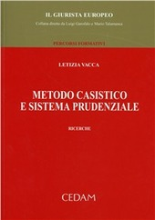Metodo casistico e sistema prudenziale