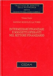 Intermediari finanziari e soggetti operanti nel settore finanziario