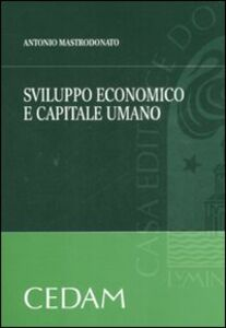 Sviluppo economico e capitale umano