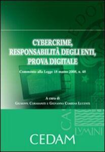 Cybercrime, responsabilità degli enti, prova digitale. Commento alla Legge 18 marzo 2008, n. 48