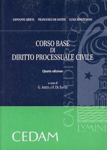 Corso base di diritto processuale civile