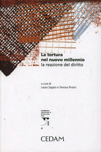 Libro La tortura del nuovo millennio la reazione del diritto