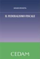 Il federalismo fiscale