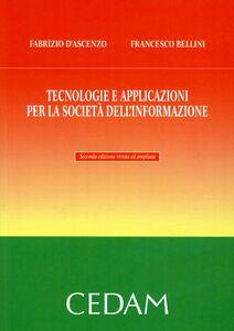 Tecnologie e applicazioni per la società dell'informazione