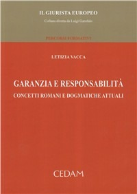 Garanzia e responsabilità - Vacca Letizia - wuz.it