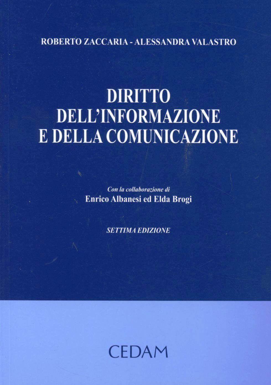 Diritto dell'informazione e della comunicazione