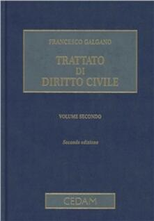 Criticalwinenotav.it Trattato di diritto civile. Vol. 2 Image