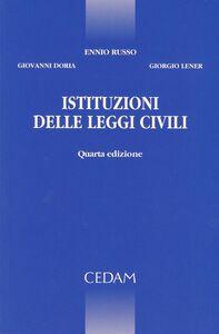 Istituzioni delle leggi civili