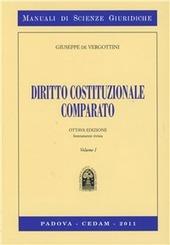 Diritto costituzionale comparato. Vol. 1