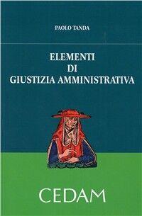 Elementi di giustizia amministrativa