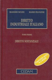 Nordestcaffeisola.it Diritto industriale italiano: Diritto sostanziale-Diritto procedimentale e processuale Image