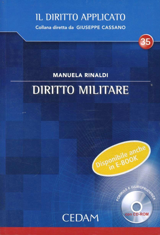 Diritto militare. Con CD-ROM