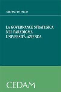 La governance strategica nel paradigma università-azienda
