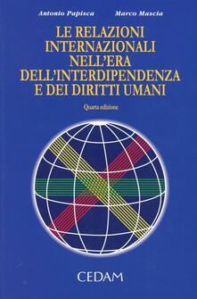 Nicocaradonna.it Le relazioni internazionali nell'era dell'interdipendenza e dei diritti umani Image