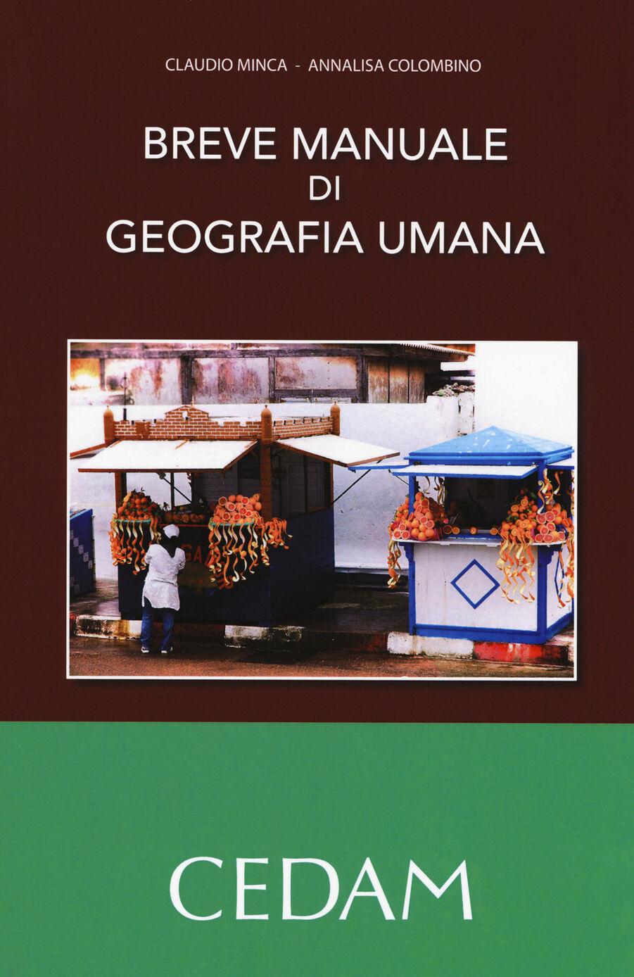 Breve manuale di geografia umana