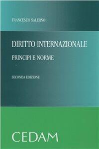 Diritto internazionale. Principi e norme