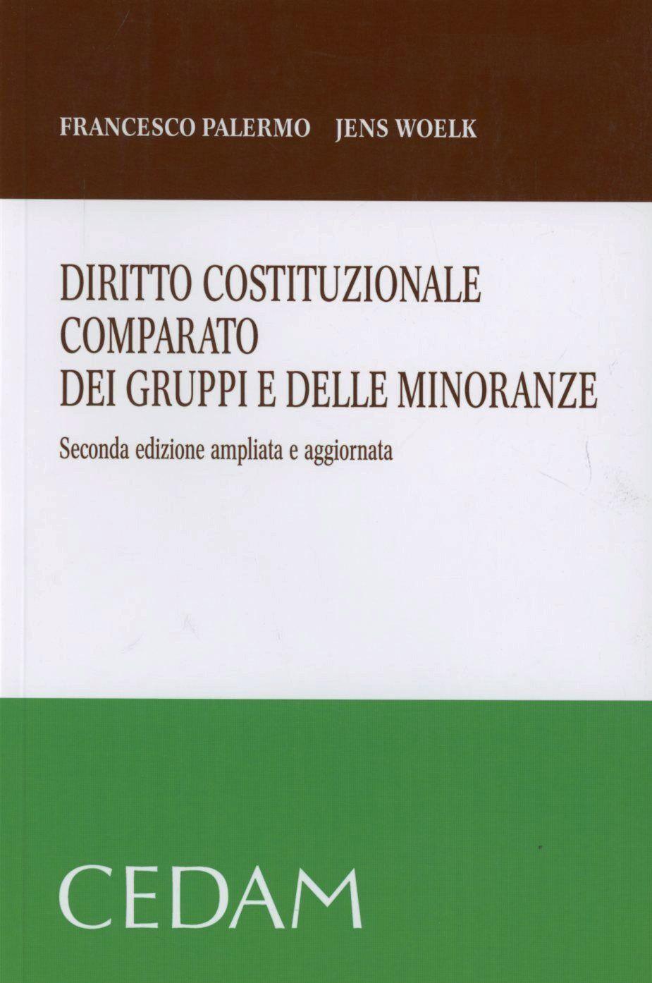 Diritto costituzionale comparato dei gruppi e delle minoranze