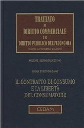 Il contratto di consumo e la libertà del consumatore