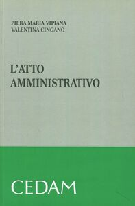 L' atto amministrativo