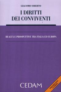 I diritti dei conviventi. Realtà e prospettive tra Italia ed Europa