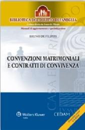 Convenzioni matrimoniali e contratti di convivenza