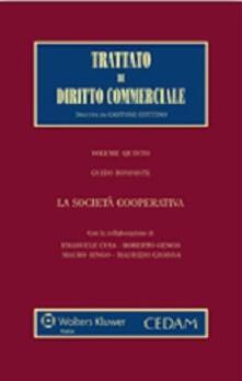 Trattato di diritto commerciale. Vol. 5/3: La società cooperativa..pdf