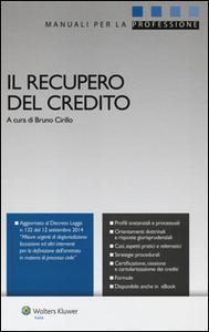 Libro Il recupero del credito