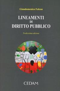 Lineamenti di diritto pubblico - Falcon Giandomenico - wuz.it