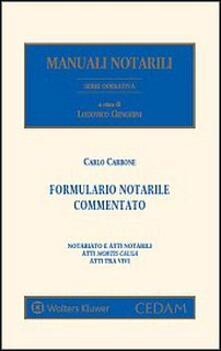 Winniearcher.com Formulario notarile commentato. Con CD-ROM Image
