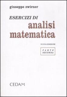 Listadelpopolo.it Esercizi e complementi di analisi matematica. Vol. 2 Image
