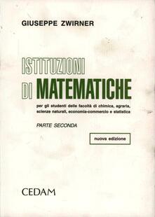 Antondemarirreguera.es Istituzioni di matematiche. Vol. 2 Image
