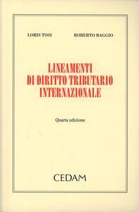 Lineamenti di diritto tributario internazionale