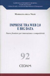 Libro Imprese tra Web 2.0 e big data Maddalena Della Volpe