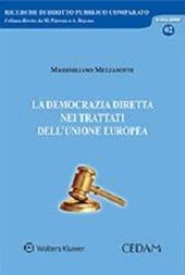La democrazia diretta nei trattati dell'Unione Europea