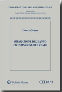 Libro Riparazione del danno ed estinzione del reato Ottavia Murro