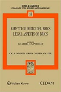 Libro Aspetti giuridici del brics-Legal aspects of brics. Ediz. bilingue