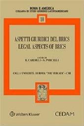 Aspetti giuridici del brics-Legal aspects of brics