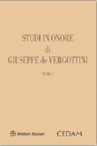 Studi in onore di Giuseppe De Vergottini - - wuz.it