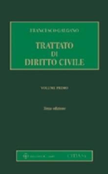 Cocktaillab.it Trattato di diritto civile. Vol. 1 Image