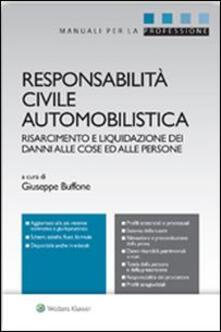 Grandtoureventi.it Responsabilità civile automobilistica. Risarcimento e liquidazione dei danni alle cose e alle persone Image