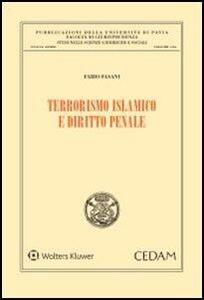 Terrorismo islamico e diritto penale