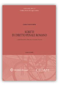 Foto Cover di Scritti di diritto penale romano. Vol. \2, Libro di Carlo Venturini, edito da CEDAM