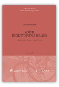 Libro Scritti di diritto penale romano Carlo Venturini