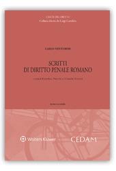 Scritti di diritto penale romano