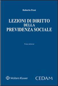 Lezioni di diritto della previdenza sociale