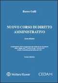 Libro Nuovo corso di diritto amministrativo Rocco Galli