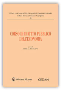 Libro Corso di diritto pubblico dell'economia