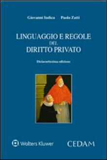 Voluntariadobaleares2014.es Linguaggio e regole del diritto privato Image